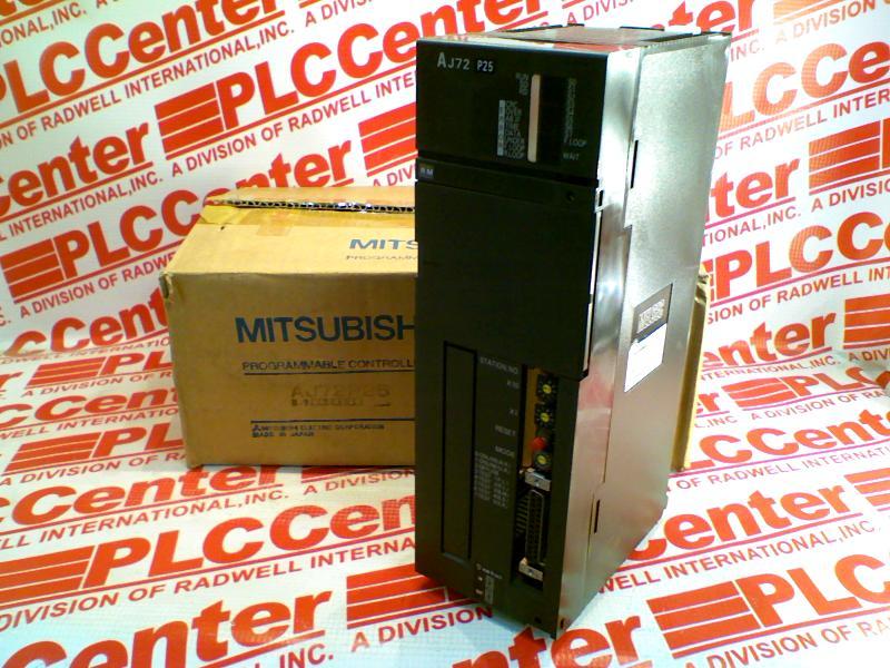 MITSUBISHI AJ72-P25