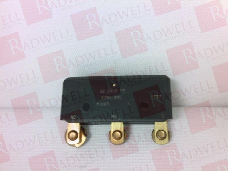 MICROSWITCH BZ-R814-P7