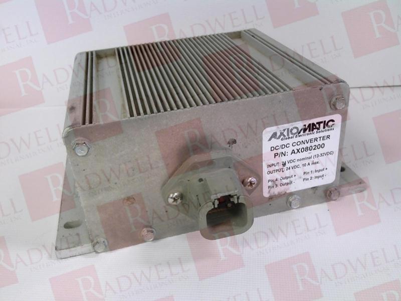 AXIOMATIC AX080200