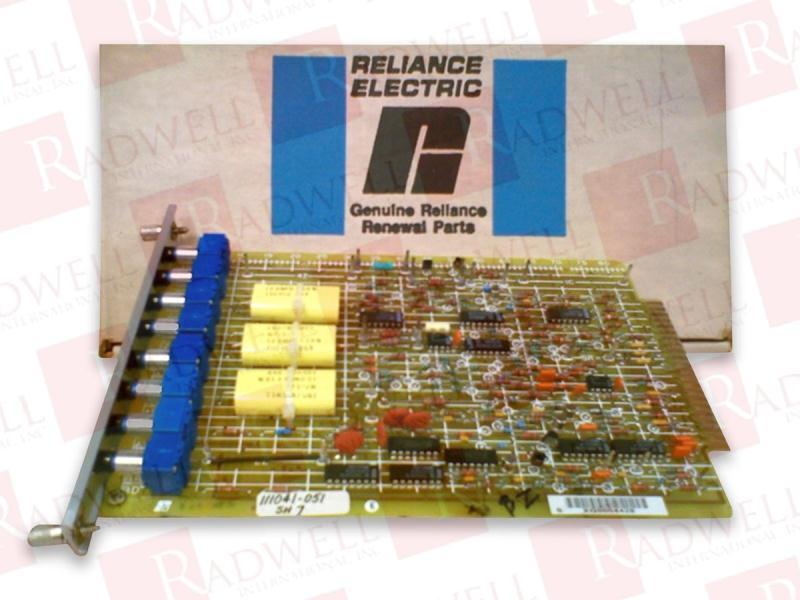 RELIANCE ELECTRIC O52823
