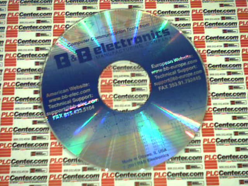 B&B ELECTRONICS B/B-CD