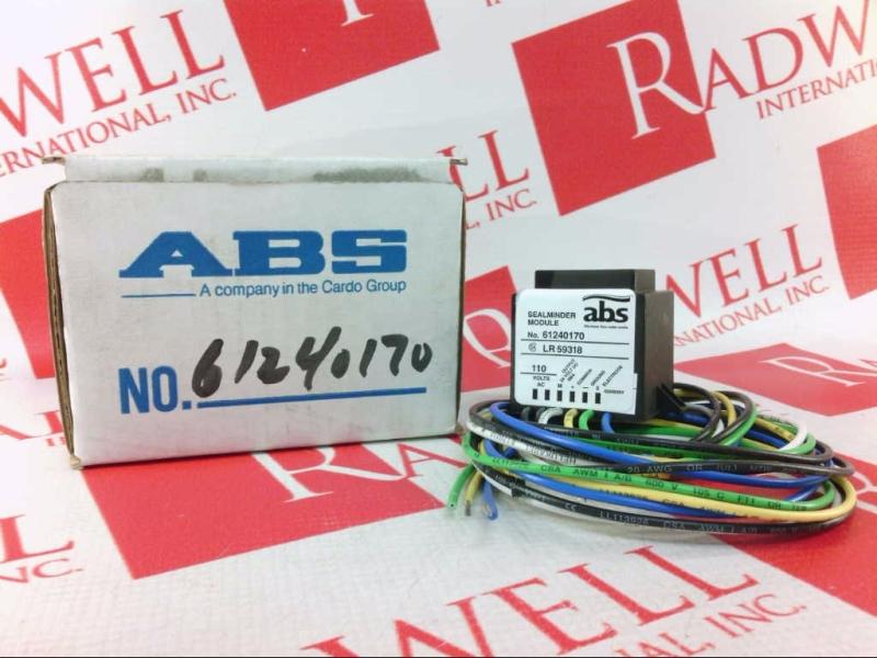 ABS PUMPS INC 61240170