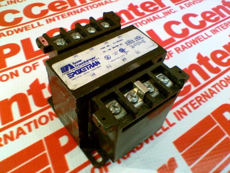 ACME ELECTRIC ET-83341