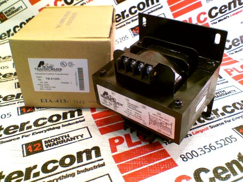 ACME ELECTRIC TB81305