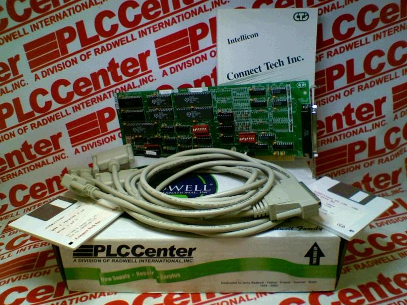 CONNECT TECH INC 95-004