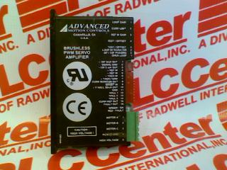 ADVANCED MOTION CONTROLS B12A6D-TE1