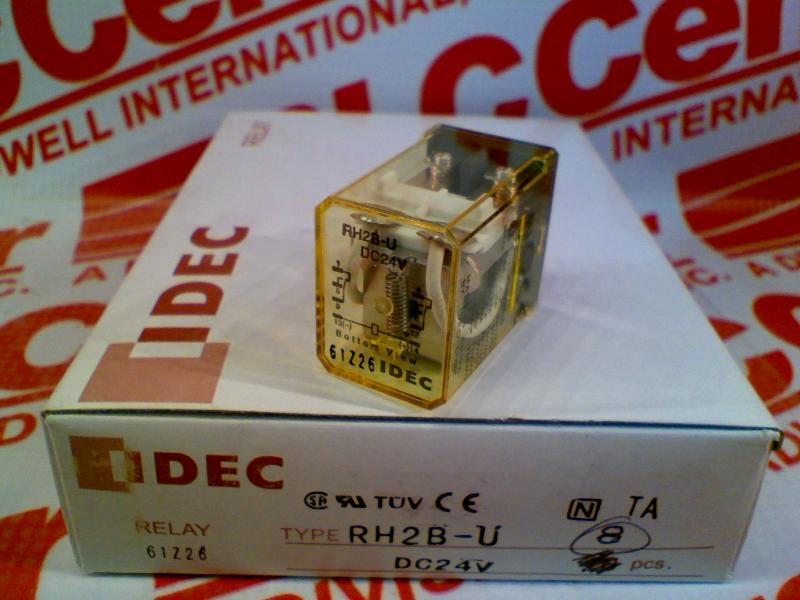 IDEC RH2B-U-DC24V