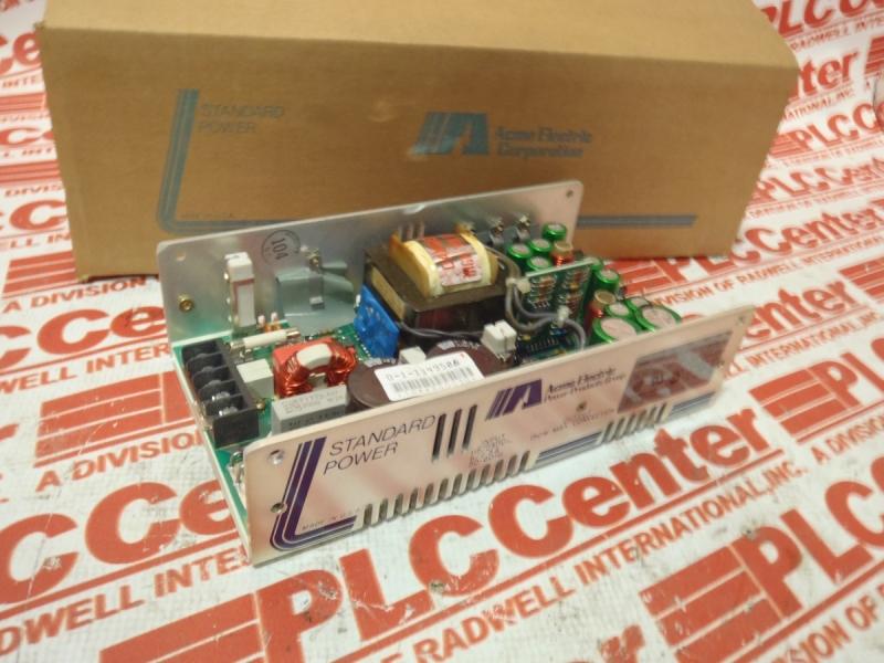 ACME ELECTRIC 150C-9133100