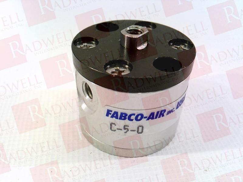 FABCO-AIR INC C-5-O