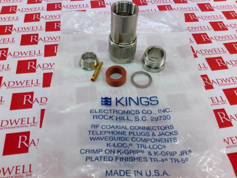 KINGS CONNECTORS 2225-2-9