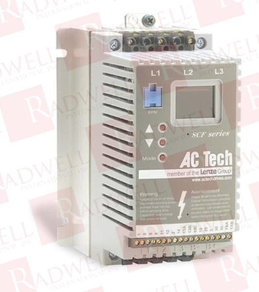 AC TECHNOLOGY SF410