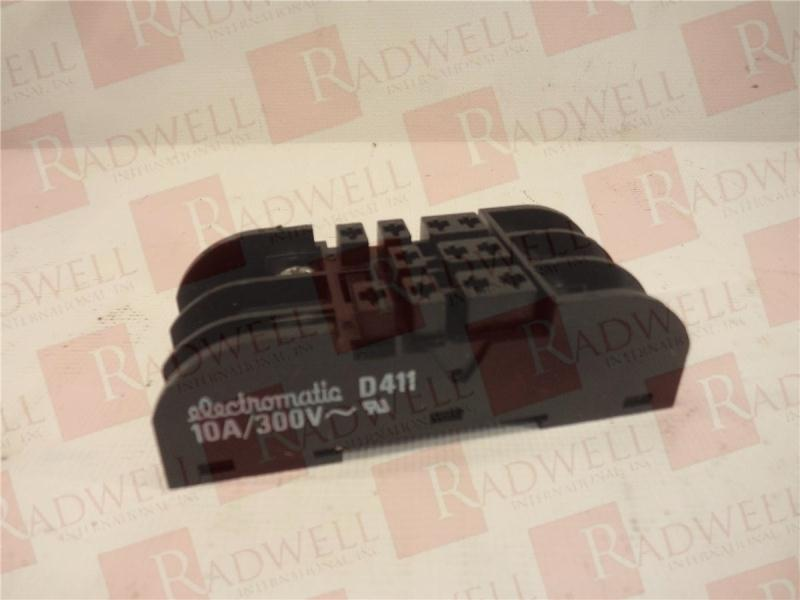 ELECTROMATIC D411