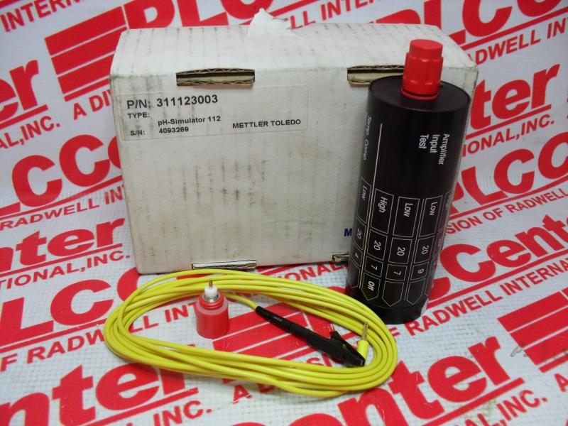 METTLER 311123003