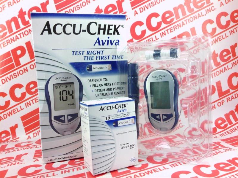 ACCU CHEK 04528280001