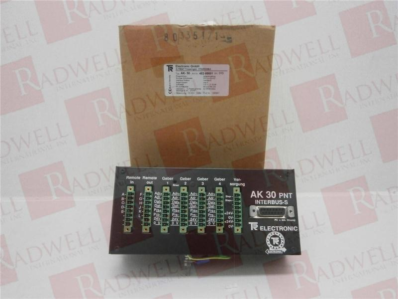 TR ELECTRONIC 452-00001