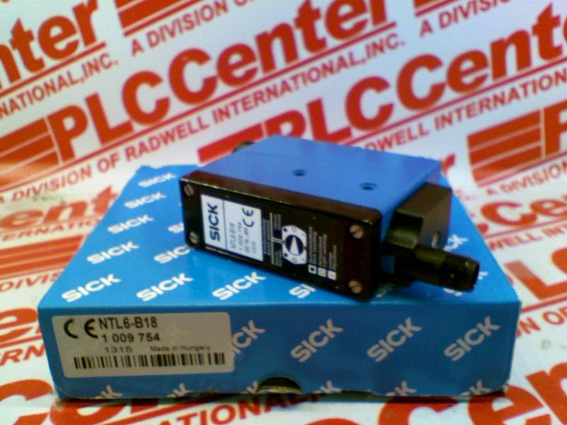 NTL6B18  NTL6B18  1009754  Sick  Kempston Controls