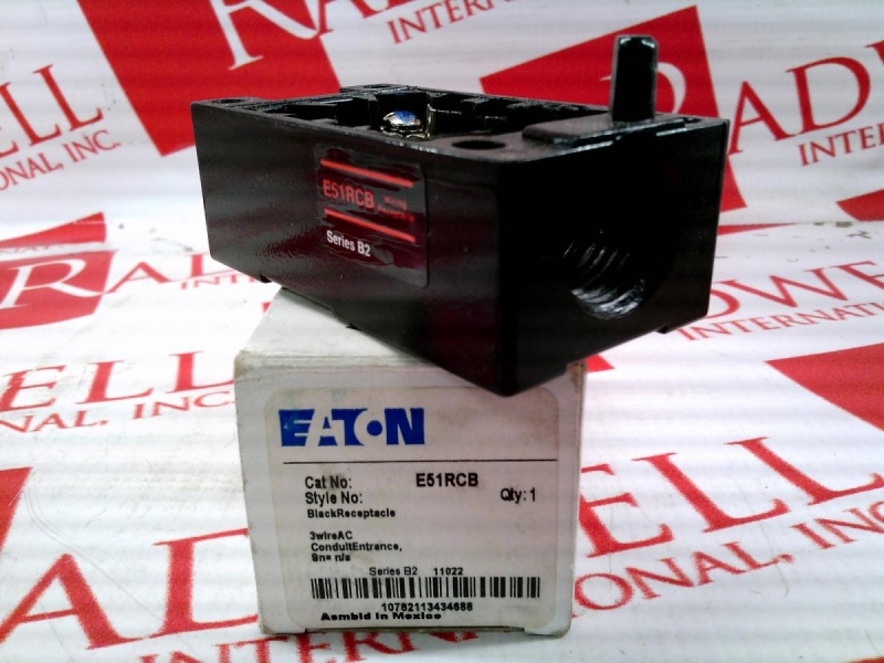 EATON CORPORATION E51-RCB