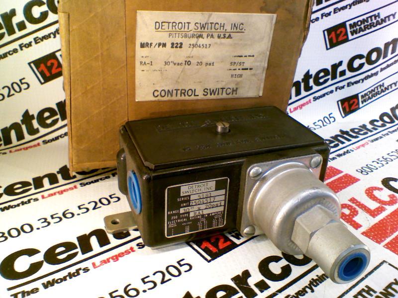 DETROIT SWITCH 2504517