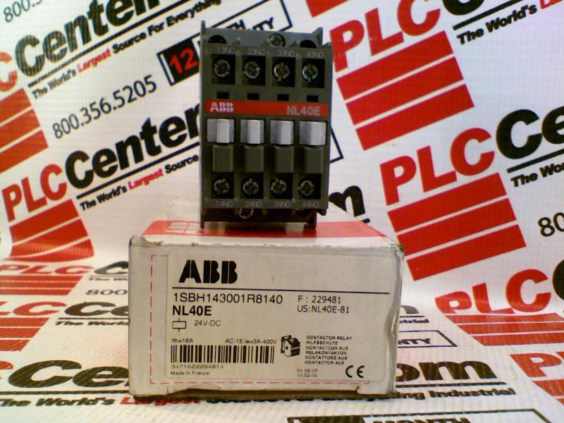 ABB NL40E