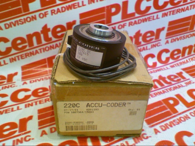 ENCODER PRODUCTS 220C