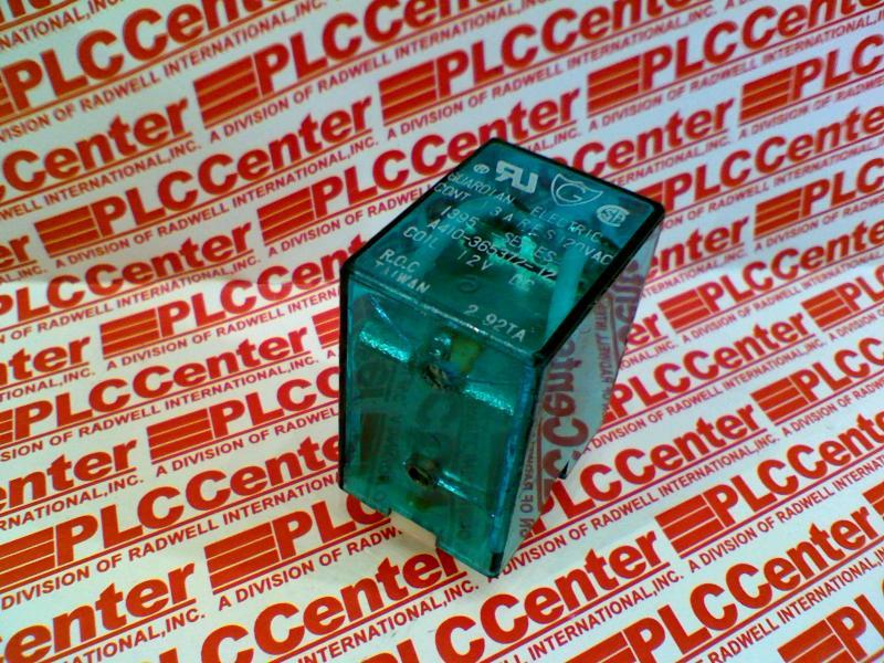 GUARDIAN ELECTRIC CO 1395-2C-12D
