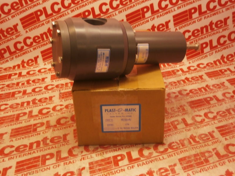 PLASTOMATIC PR150V-PV