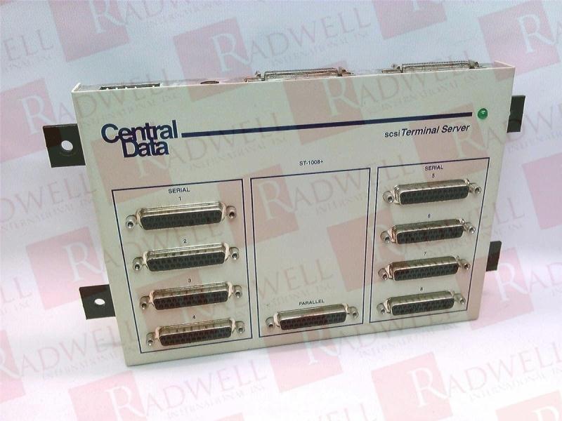 CENTRAL DATA ST-1008