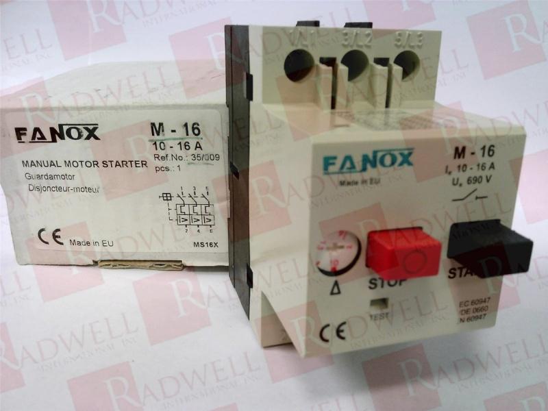 FANOX M-16A