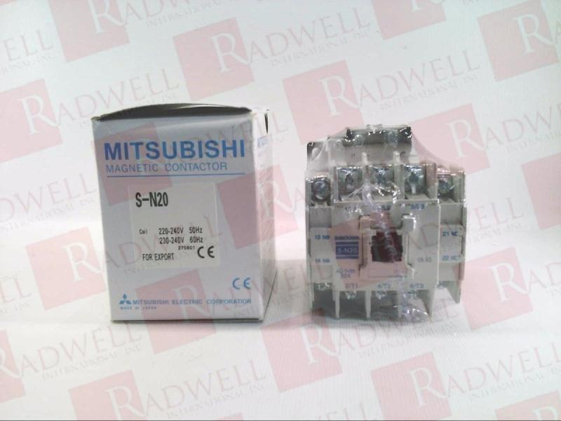 MITSUBISHI S-N20
