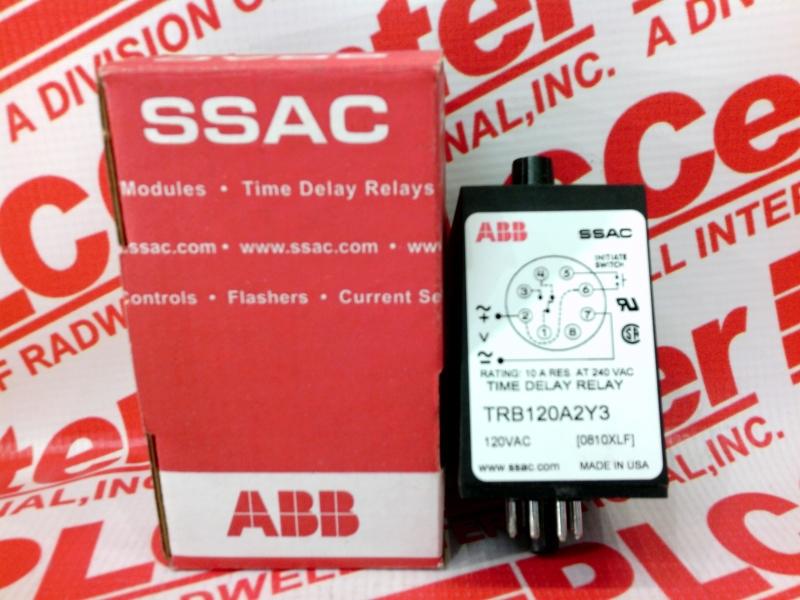 ABB TRB120A2Y3-120V