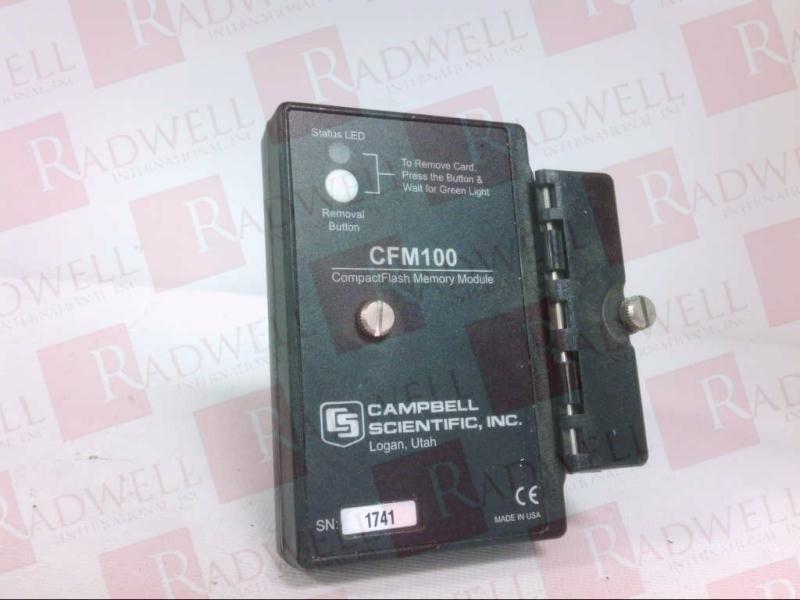 CAMPBELL SCIENTIFIC CFM100