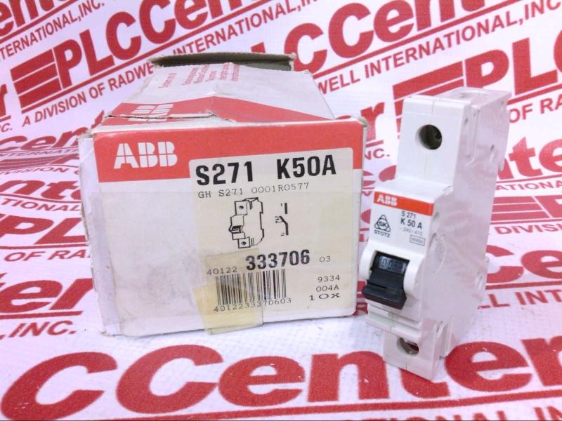 ABB S271-K50A