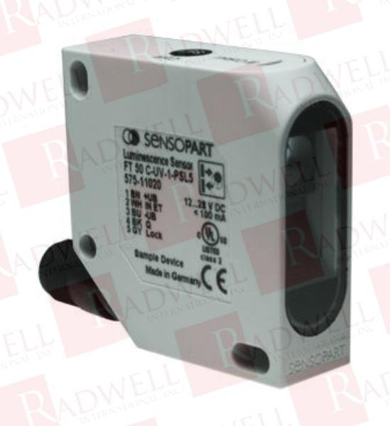 SENSOPART FT50C-UV-1-PSL5