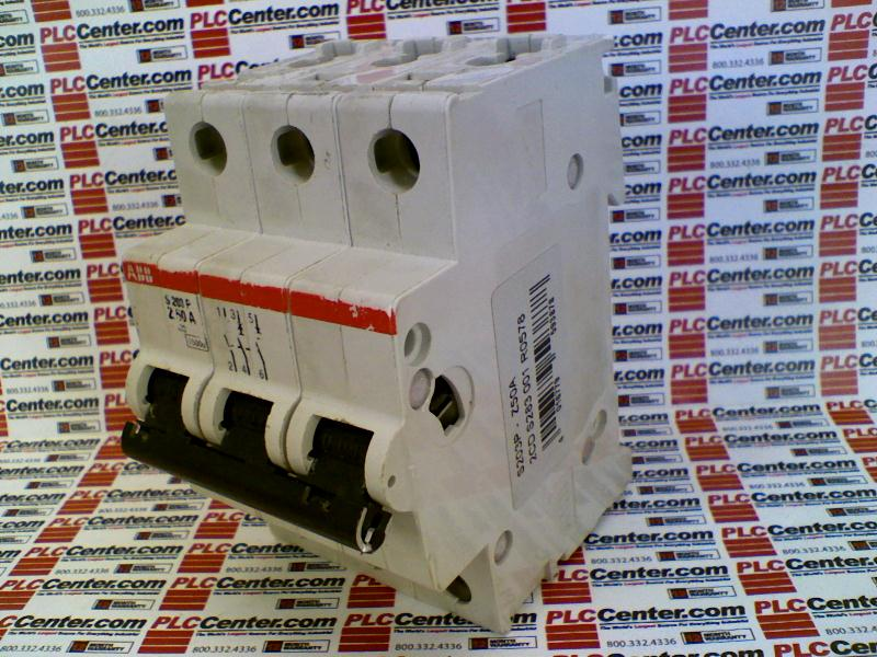 ABB S203P-Z50A