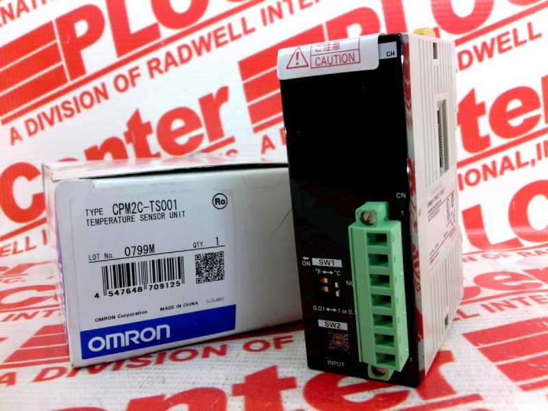 OMRON CPM2C-TS001
