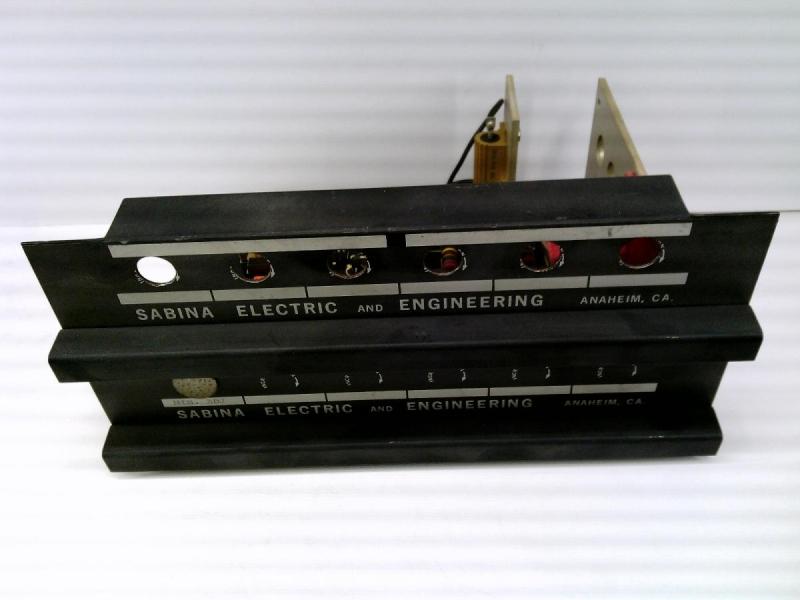 SABINA ELECTRIC 6402-2