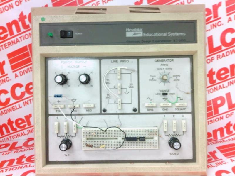 HEATHKIT ET-3100
