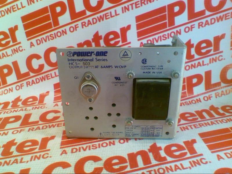 POWER ONE HC5-503