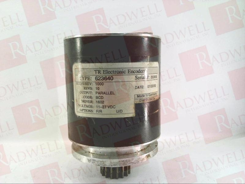 T&R ELECTRONIC 623640