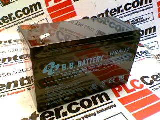 BB BATTERY HR9-12
