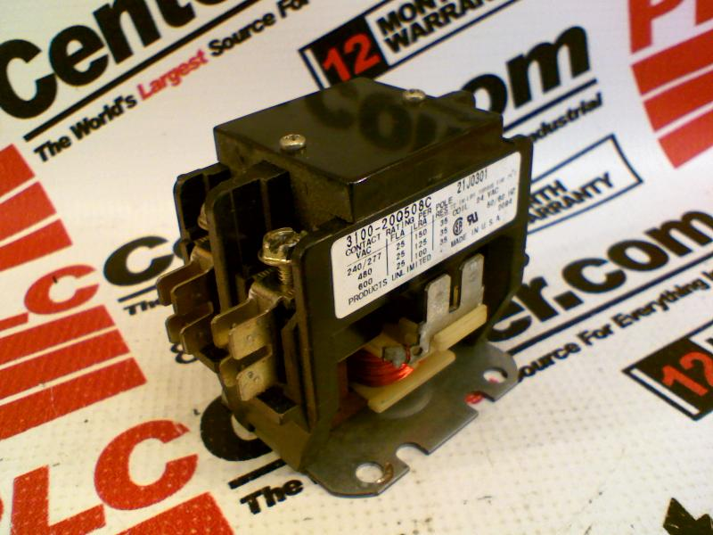 PRODUCTS UNLIMITED 3100-20Q508C