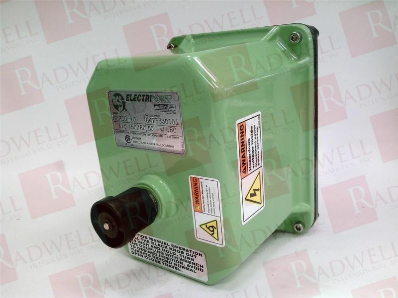 MAR-50-10 by ELECTRIPOWER - Buy or Repair at Radwell - Radwell.com on