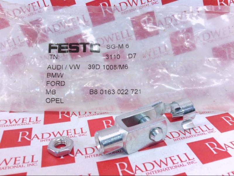 FESTO ELECTRIC SG-M6
