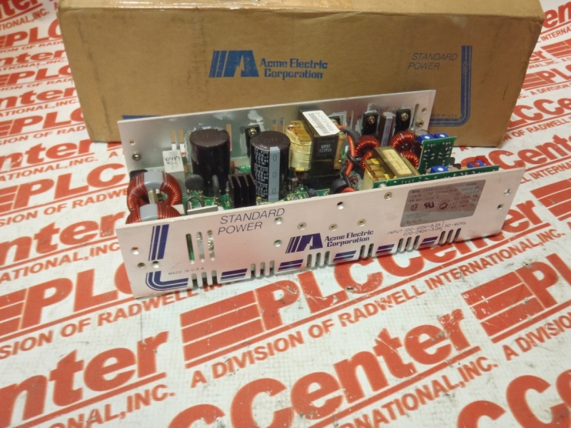 ACME ELECTRIC 25A49122100