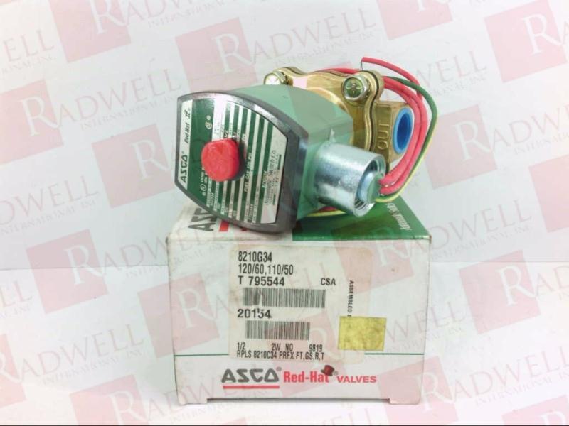 ASCO 8210-G094-120