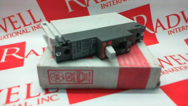 ABB T1B-160-TMF32-630-1P-F-FC-CU