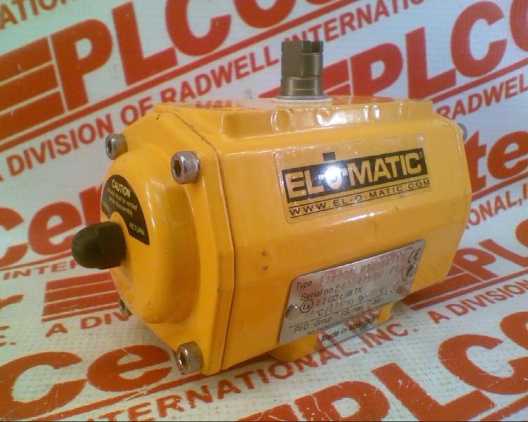 EL-O-MATIC ES0025-U1A04A-11K0