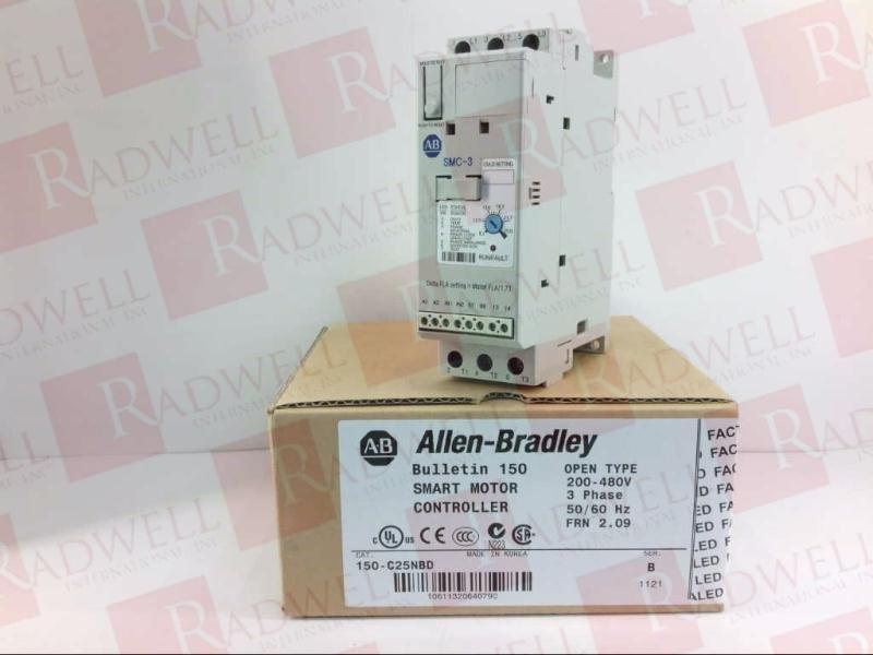 ALLEN BRADLEY 150-C25NBD