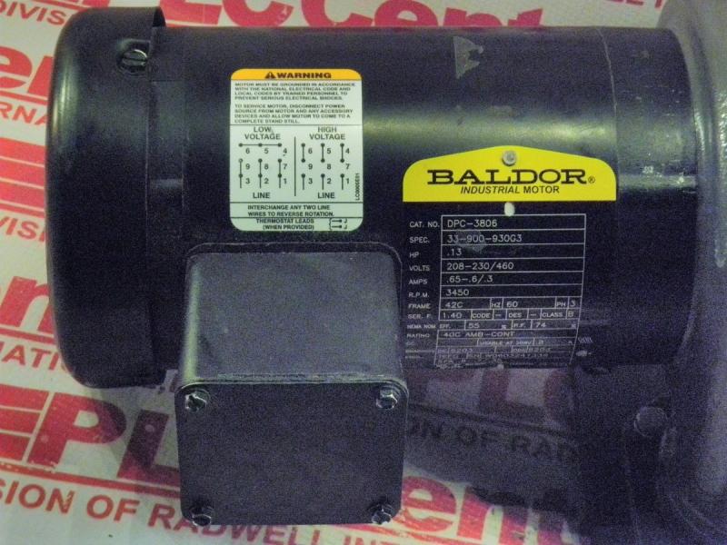 ABB DPC-3806
