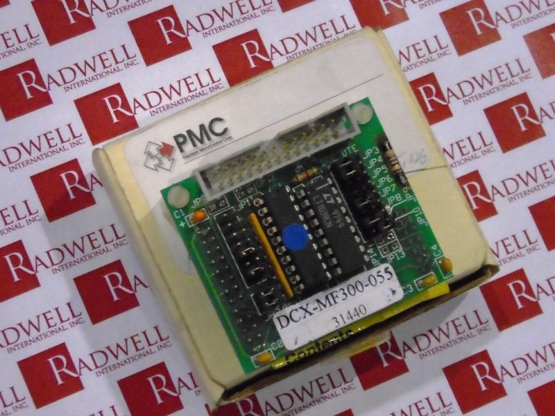 PRECISION MICRO CONTROL DCX-MF300-055